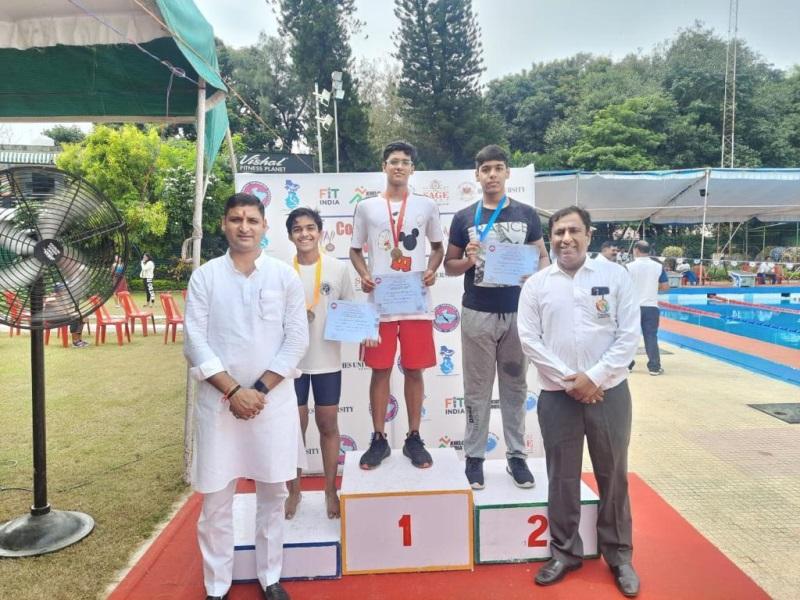MP Sports News: इंदौर ने भोपाल को हराकर जूनियर वाटर पोलो खिताब जीता