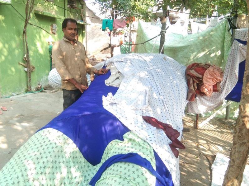 होशंगाबाद में आज मनेगा दशहरा, रावण, कुंभकरण और मेघनाथ के पुतलों का होगा दहन