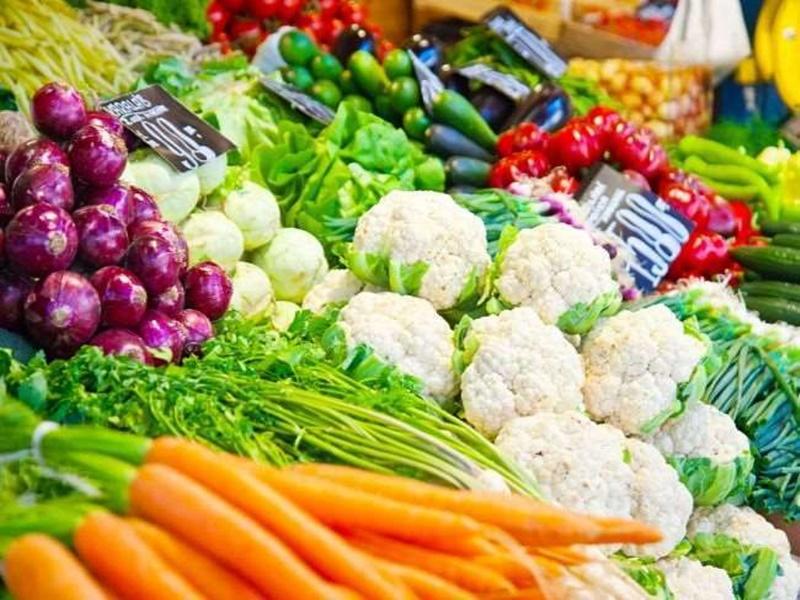 मध्य प्रदेश में न्यूनतम समर्थन मूल्य से कम में बिकी सब्जी तो सरकार करेगी नुकसान की भरपाई