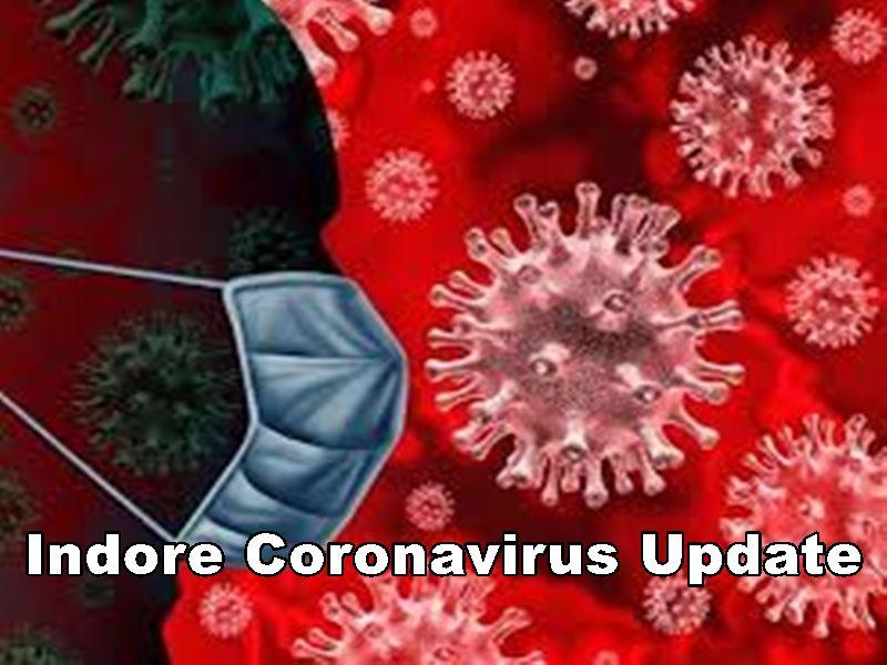 Indore Coronavirus Update: इंदौर में मिले 572 नए कोरोना पॉजिटिव, 3 की मौत