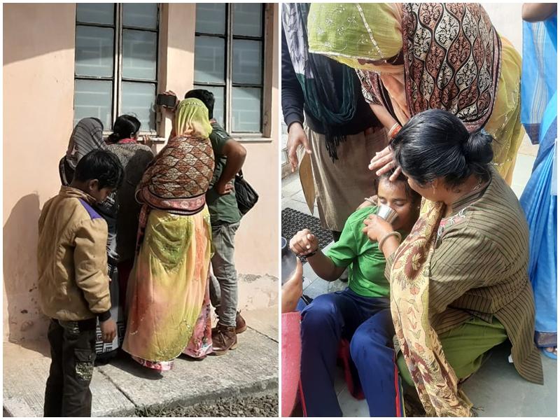 Jawahar Navodaya Vidyalaya Nagda : नागदा में नवोदय विद्यालय की 192 छात्राओं ने की हड़ताल, खुद को कमरे में किया बंद