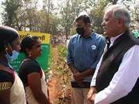 Raipur News : बस्तर में रोजगार का ताना-बाना बुन गए मुख्यमंत्री भूपेश बघेल