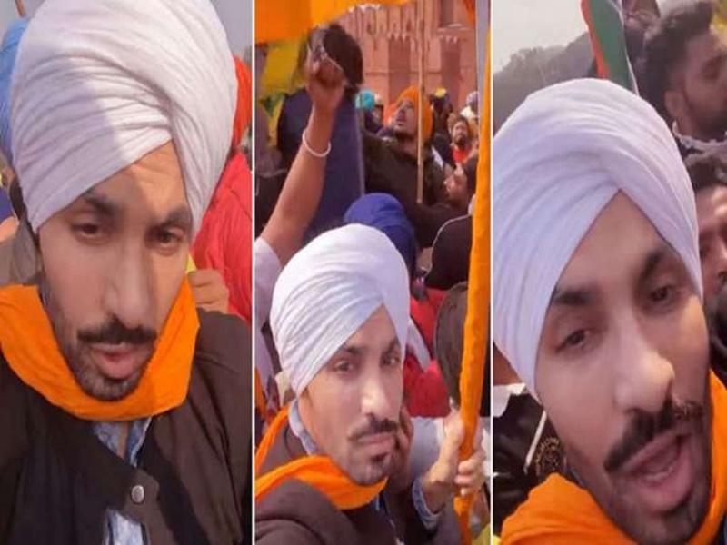 Delhi Farmers Violence: जानिए कौन है दीप सिद्धू? किसानों को भड़काने के आरोप में क्यों दर्ज हुआ केस
