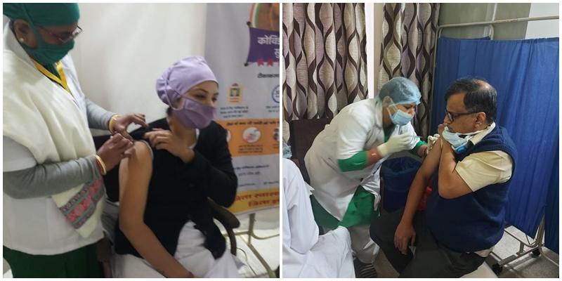 Covid Vaccination Indore: छठवें दिन 52 अस्पतालों में शुरू हुआ कोविड-19 टीकाकरण