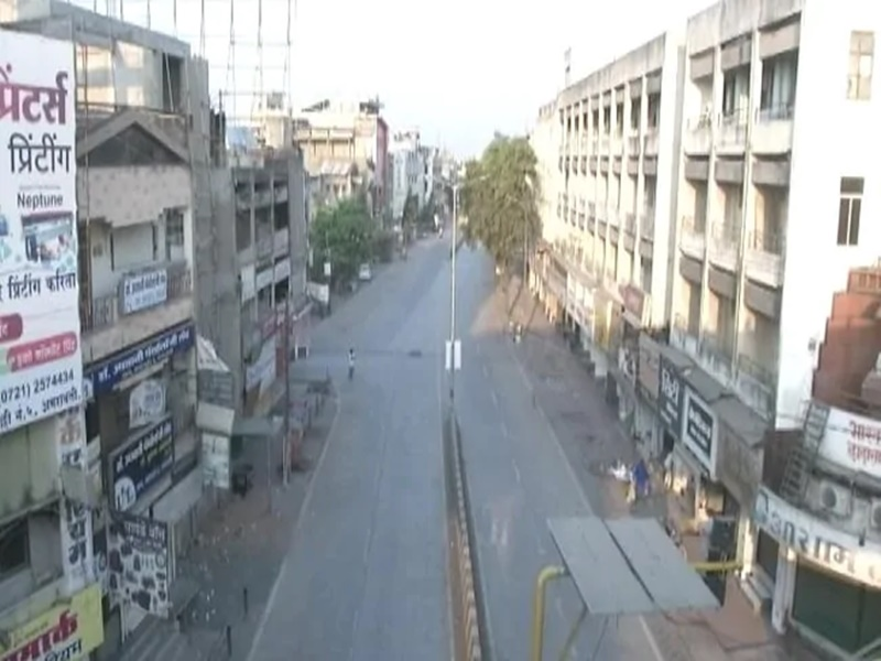 Lockdown Extended in Amravati: महाराष्ट्र के अमरावती जिले में फिर एक सप्ताह के लिए बढ़ा लॉकडाउन