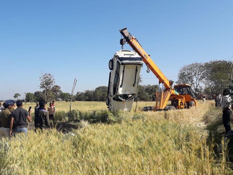 Seoni Car Accident: सिवनी जिले में कुएं में गिरी कार, टीआई और एक आरक्षक की मौत