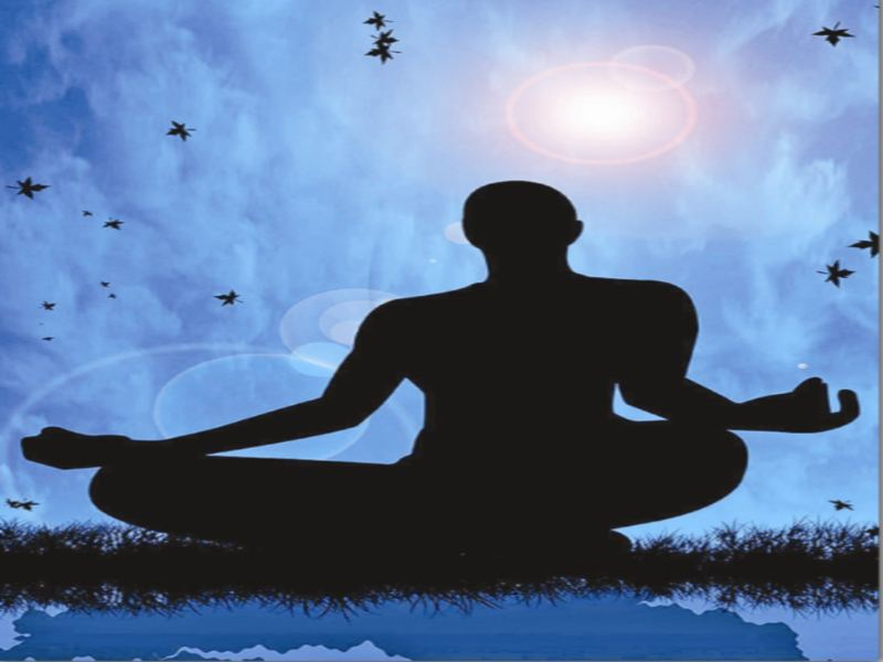 """Gwalior News: श्री श्री रविशंकर जी के साथ 'आरोग्य ध्यान यात्रा"""" जारी"""