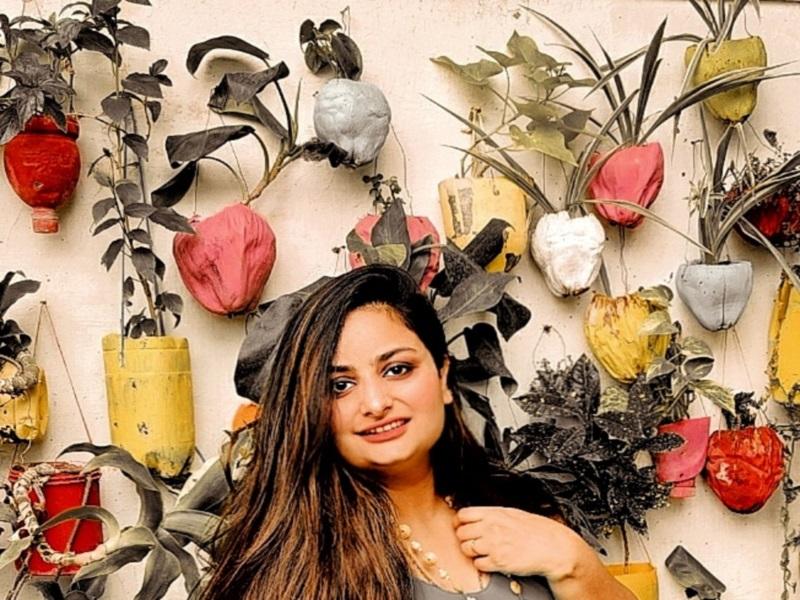 भोपाल की बेटी ने देश-विदेश के 150 विलुप्तप्राय प्रजाति के पौधों से घर में बना दिया मिनी जंगल, CM शिवराज ने की तारीफ