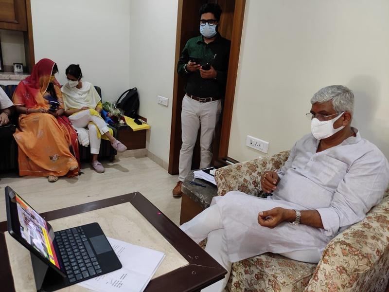 Rajasthan: पंजाब से आ रहे प्रदूषित जल पर केन्द्रीय मंत्री ने लिया एक्शन, अगले हफ्ते रिपोर्ट सौंपेगी संयुक्त टीम