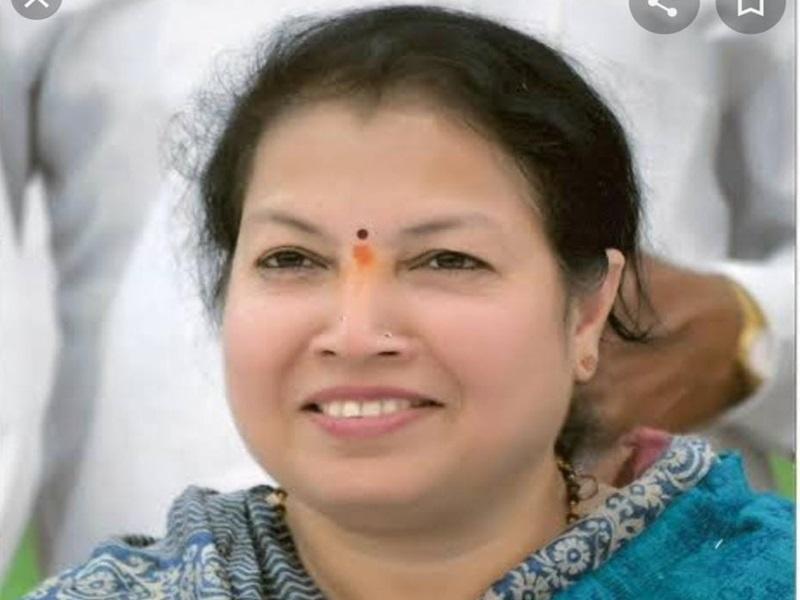 इंदौर की अर्चना जायसवाल मध्य प्रदेश महिला कांग्रेस की अध्यक्ष नियुक्त
