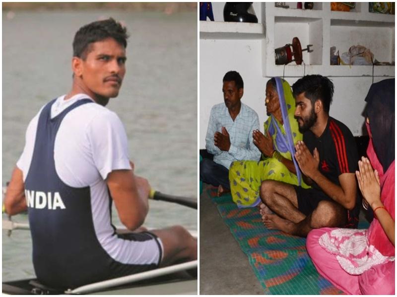 Tokyo Olympics: बुधवार को ओलिंपिक में नौकायान सेमीफाइनल मुकाबले में भारत के अरविंद से पदक की उम्मीदें, परिवार ने की प्रार्थना