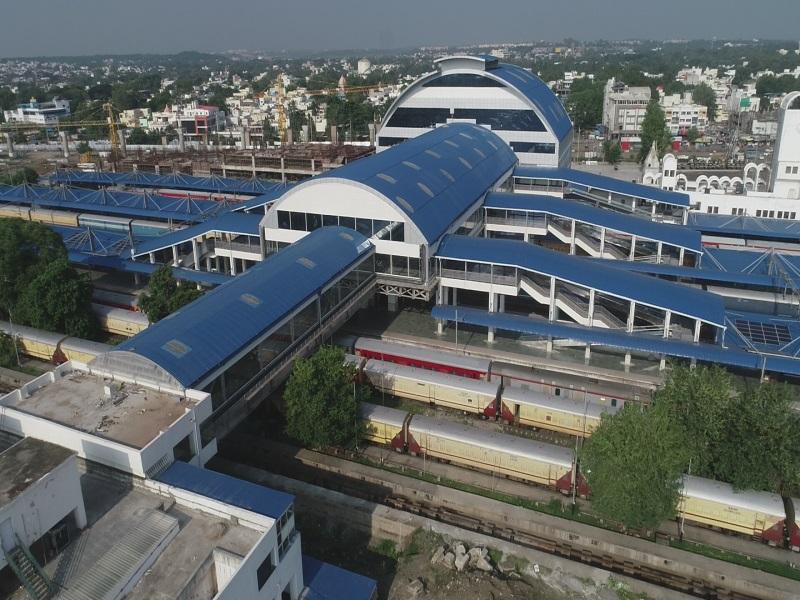 Bhopal Railway News: विश्वस्तरीय सुविधाओं से लैस हबीबगंज स्टेशन बनकर तैयार, अगस्त में होगा लोकार्पण