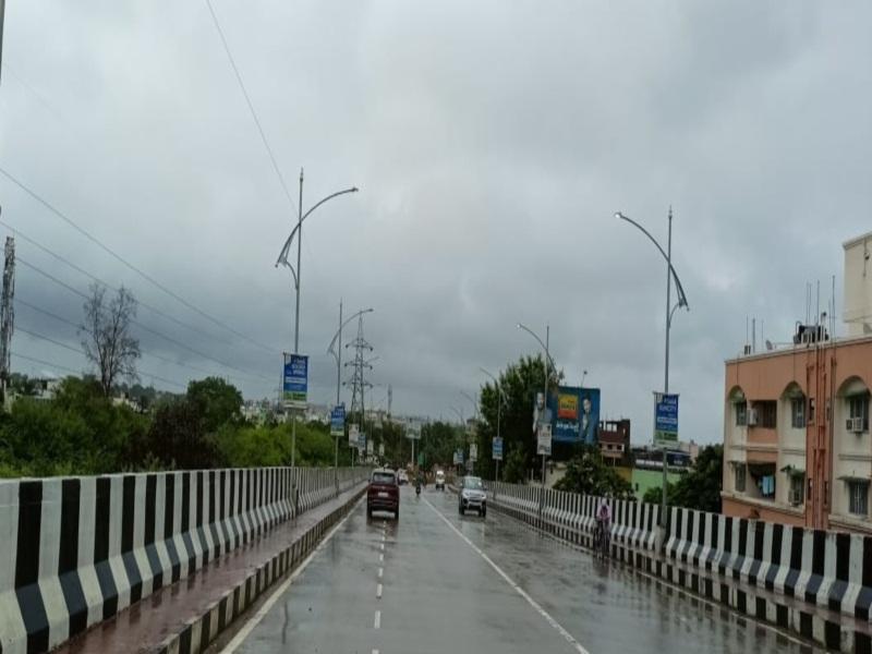 MP Weather Update: जारी रहेगा बौछारें पड़ने का सिलसिला, सागर, रीवा में भारी वर्षा के आसार