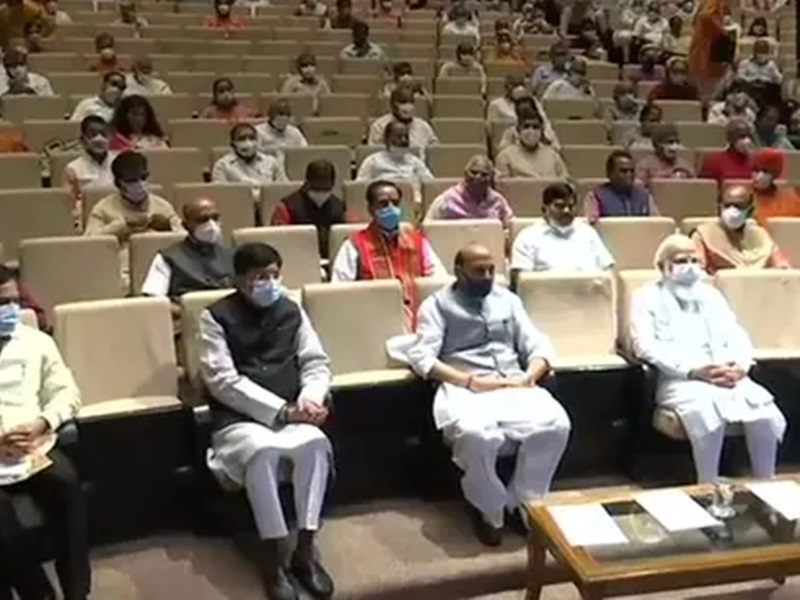 Parliament Today: विपक्ष ने आज भी किया हंगामा, पीएम बोले- संसद नहीं चलने दे रही कांग्रेस, सामने लाएं असली चेहरा