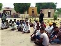 Rajasthan: बाड़मेर में दलित समाज की समाधि से छेड़छाड़ का वीडियो वायरल, पुलिस ने दर्ज किया मामला