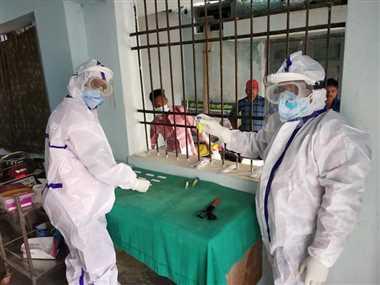 तीसरी लहर की तैयारी, जिले में 32 वेंटीलेटर, अस्पतालों में है आक्सीजन की व्यवस्था