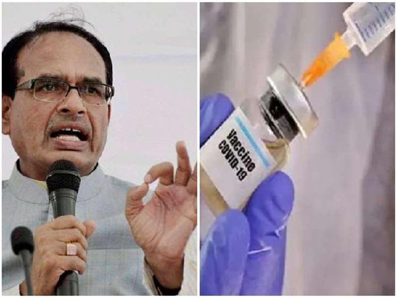 Exclusive Interview with Naidunia: टीकाकरण महाअभियान में नए कीर्तिमानों का श्रेय जन सहयोग को-मुख्यमंत्री शिवराज सिंह