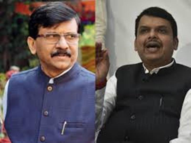 Shivsena BJP Politics : फडनवीस से मुलाकात पर बोले राउत, हम दुश्मन नहीं, PM मोदी हमारे भी नेता