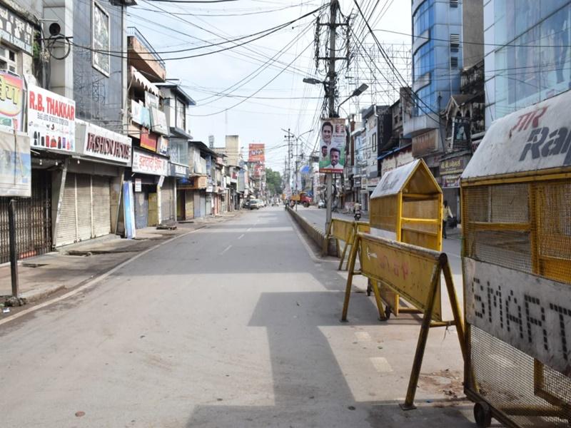 Lockdown In Raipur: बढ़ेगा लॉकडाउन या खुलेगा बाजार, आज दोपहर होगा फैसला
