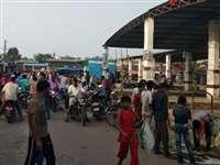 Total Lockdown in Ambikapur: अंबिकापुर में ये कैसा लॉकडाउन, खुल गई सब्जी की दुकानें