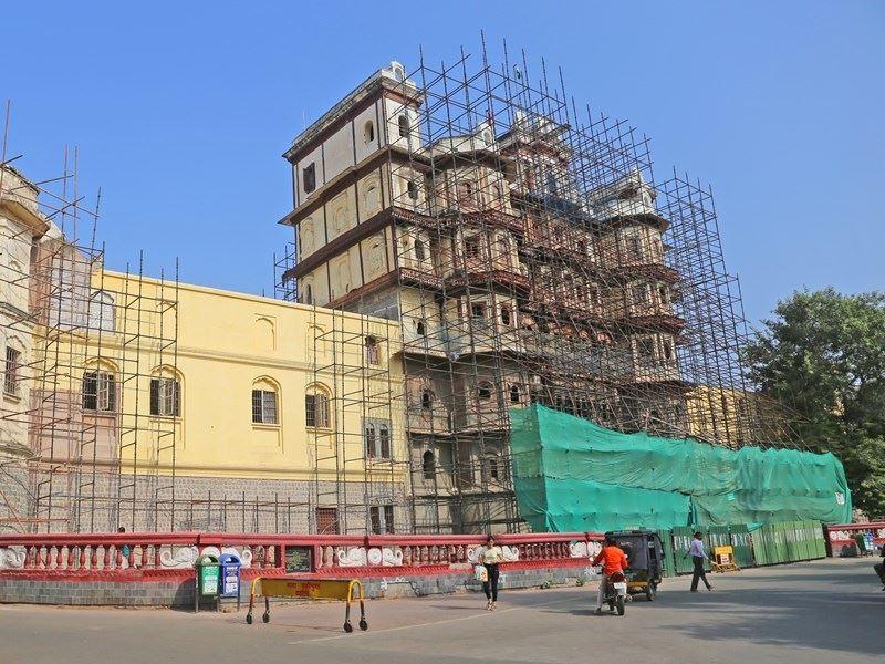 Indore News: 35 करोड़ रुपये में बनेगी बड़ा गणपति से कृष्णपुरा के बीच सड़क