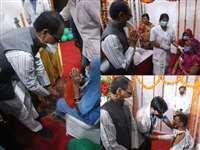 मध्य प्रदेश में टीकाकरण महाअभियान के चौथे चरण में दोपहर 03 बजे तक 06 लाख 95 हजार लोगों को लगा टीका