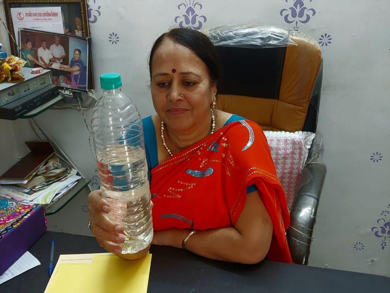 Bhopal News: गंदे पानी की समस्या से नहीं मिल रही है निजात, रहवासी परेशान