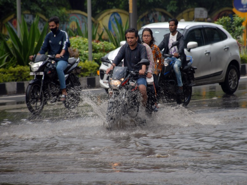 MP Weather News: अभी और भिगोएगा मानसून, इंदौर, बैतूल समेत सात जिलों में भारी बारिश के आसार
