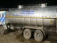 Indore News: सांची दूध टैंकर के ड्राइवर रास्ते में असली दूध निकाल करते थे मिलावट, 16000 लीटर अमानक दूध जप्त