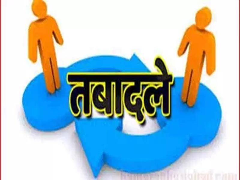 Officer Transfer In Chhattigsgarh: छत्तीसगढ़ में हटाए गए जशपुर और बलरामपुर के कलेक्टर