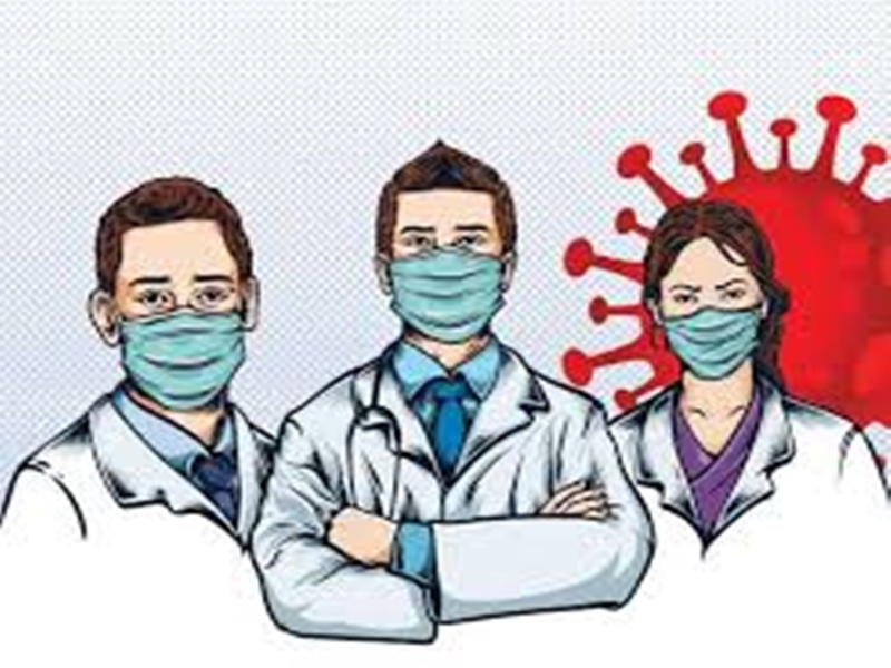 Coronavirus Gwalior News: ग्वालियर-चंबल अंचल में चुनावी पारा बढ़ते ही कोरोना का आंकड़ा गिरा