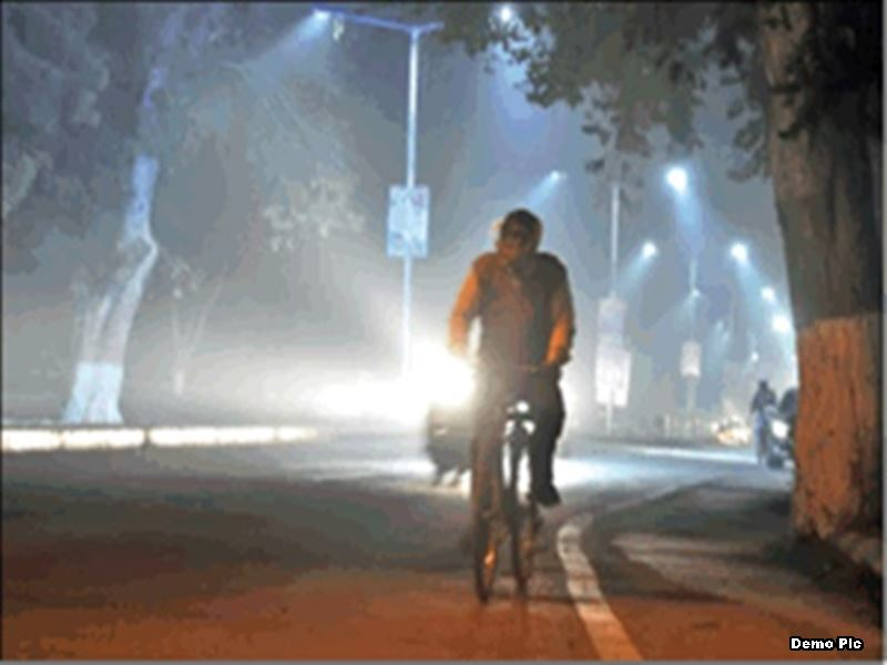 Gwalior Weather Update: ग्वालियर में न्यूनतम तापमान आया 15.5 डिग्री पर, रात में लौटी ठंड