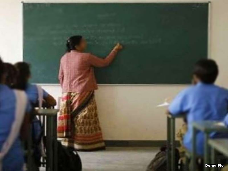 मध्य प्रदेश के करीब 16 हजार शिक्षकों की जानकारी स्कूल शिक्षा विभाग के पास नहीं