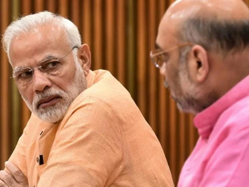 Maharashtra Government Formation: मोदी-शाह से मिले मैसेज के बाद फडणवीस ने दिया था इस्तीफा, रिपोर्ट में दावा