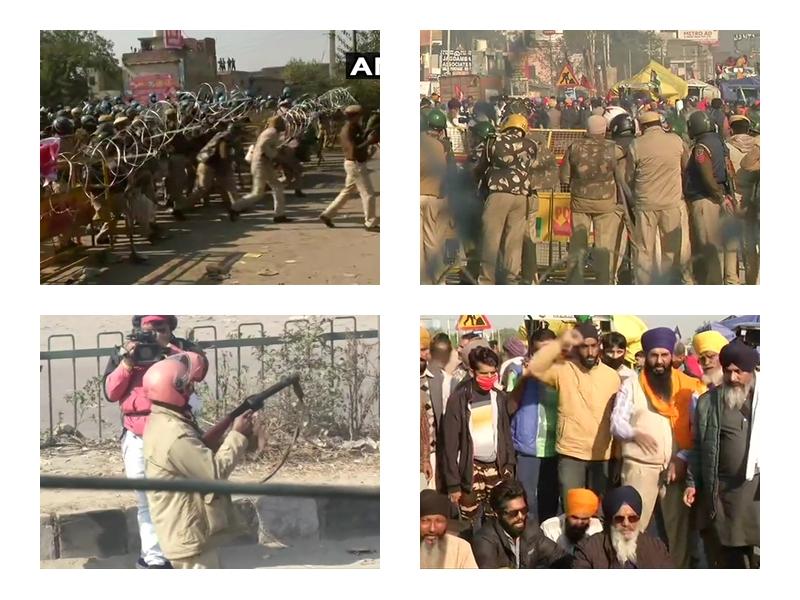 Kisan Protest: किसानों को मिली दिल्ली में प्रवेश की अनुमति, कर सकेंगे शांति पूर्ण प्रदर्शन