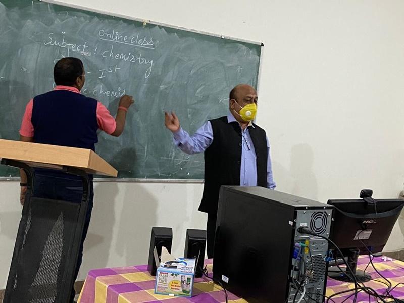 Higher Education: सरगुजा संभाग के 34 कॉलेजों में शिक्षकों की कमी, अंबिकापुर से ऐसे हो रही पढ़ाई