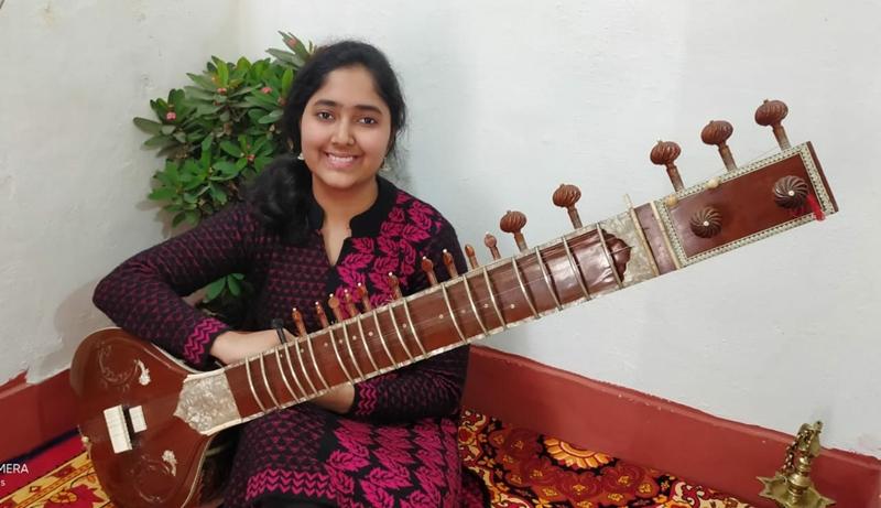 जबलपुर की अनुष्का सोनी ने राष्ट्रीय स्तर पर बनाई पहचान