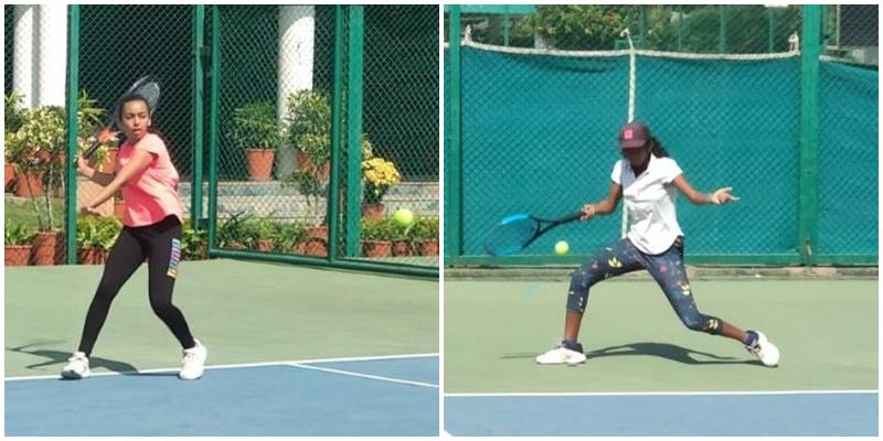 City Sports Indore News: अविरल और अमिषी सेमीफाइनल में