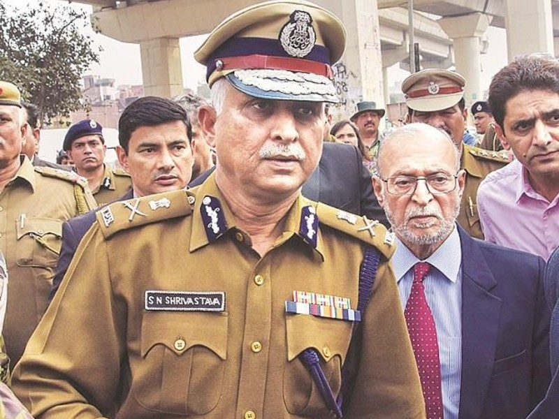 दिल्ली पुलिस कमिश्नर ने पुलिसकर्मियों के नाम लिखा पत्र, संदेश में बताई यह चुनौती