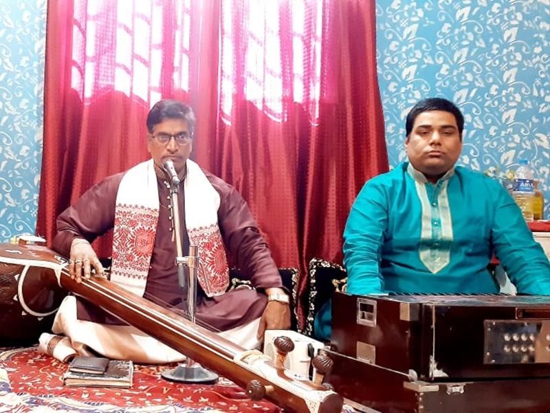 Gunras Piya Foundation: 36वीं रविवासरीय संगीत सभा में गया घराने के ध्रुपद-धमार ने किया मंत्रमुग्ध
