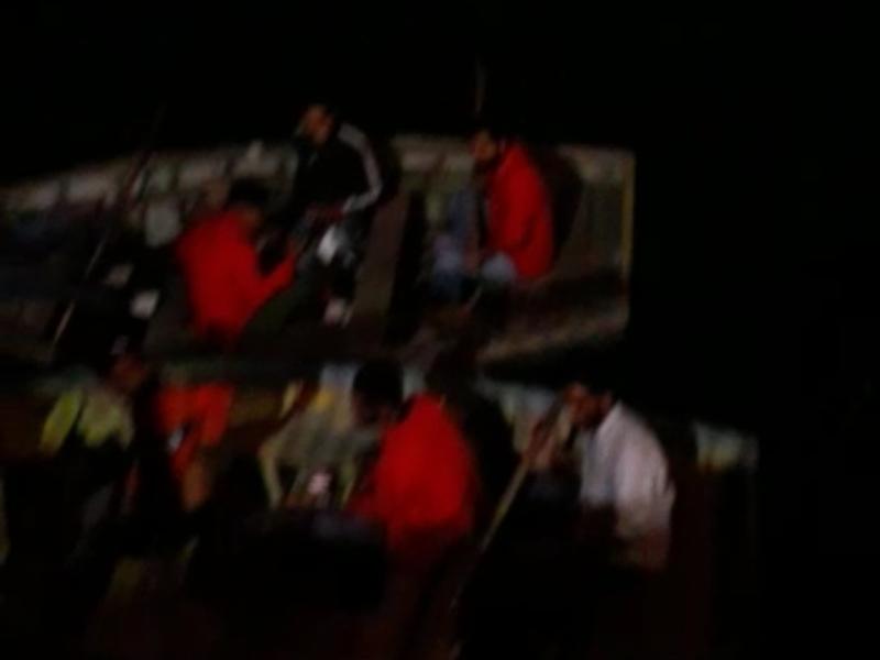 Bhopal Crime News: बड़े तालाब में देर रात नाव में चल रही थी शराब पार्टी, नशे में झूमते नजर आए युवा