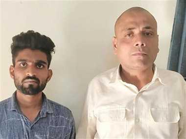 कर्ज में डूबे युवक को मदद का झांसा देकर ठगा, दो आरोपित गोंदिया से गिरफ्तार