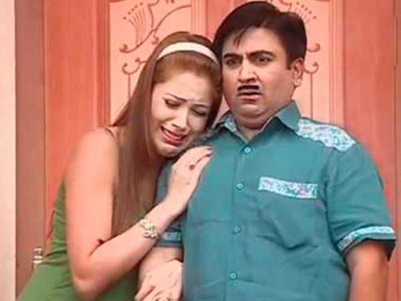 Taarak Mehta Ka Ooltah Chashmah की बबीता जी पर भड़के जेठालाल, कहा था भला-बुरा