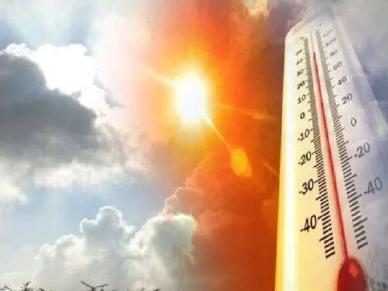 MP Weather Update: गुजरात से आ रही गर्म हवाओं से तप रहा मध्य प्रदेश, शुक्रवार को हो सकती है बारिश