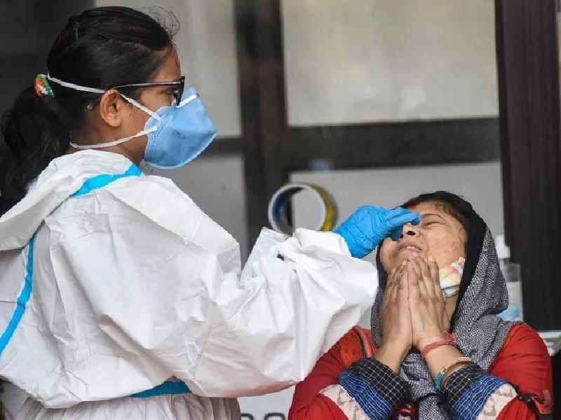 Coronavirus Updates: देश में कोरोना पॉजिटिविटी रेट 2.51 प्रतिशत पहुंचा, नए मामलों में 13 हजार का उछाल