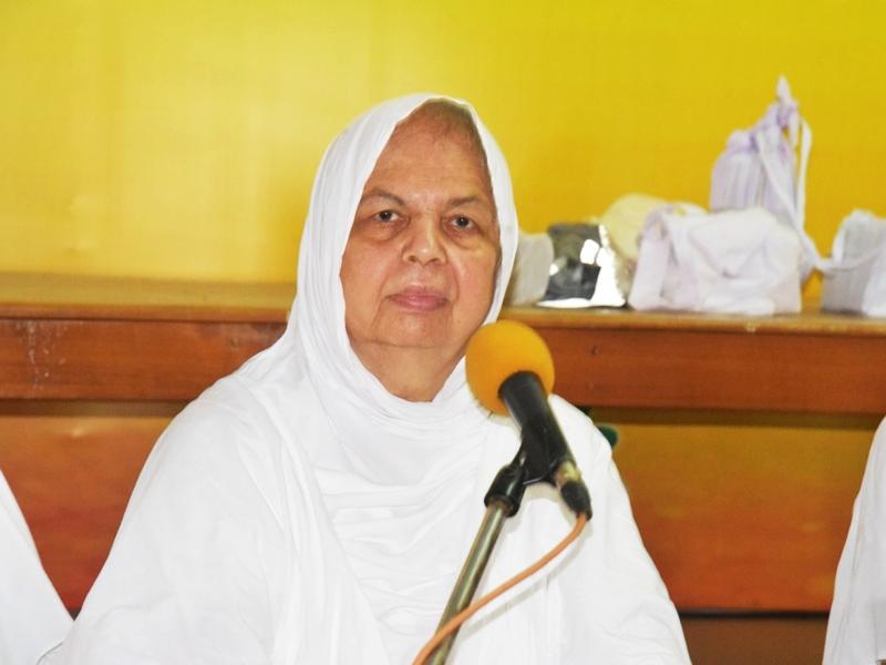 Jain Samaj Religious News in Raipur: धर्म से जुड़ेंगे तभी धर्म में मन लगेगा : साध्वी शुभंकरा