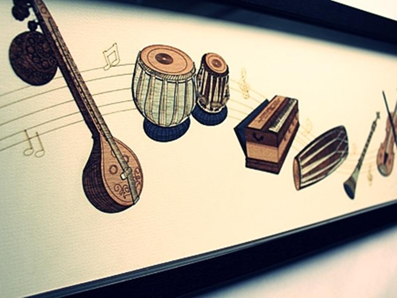 Musical Instruments: संगीत में भी पेट्रोल की तपिश, वाद्य यंत्र दस फीसद तक महंगे