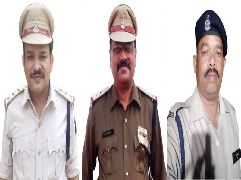 इन्हें चुना गया सूरजपुर का कॉप ऑफ द मंथ, इन अपराधों को सुलझाने में रही अहम भूमिका