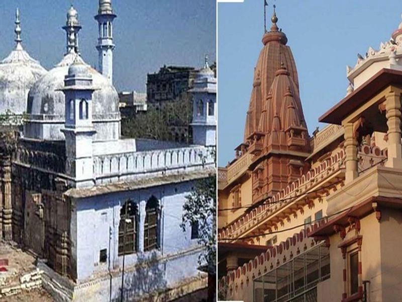 Mathura Temple Dispute: विवाद से दूर, अपनी रौ में रमी कान्हा की नगरी मथुरा, बुधवार को होगी सुनवाई
