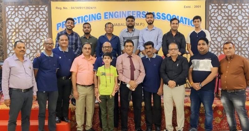 Jabalpur News : इंजीनियरों के मध्य तकनीकी ज्ञान के अदान-प्रदान के लिए हुई थी स्थापना